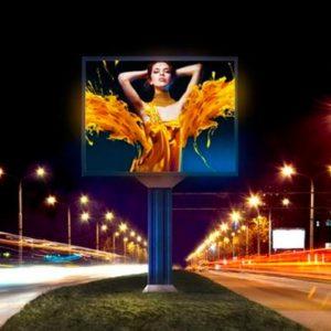 Светодиодные экраны и реклама