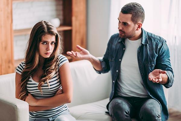 13 признаков, что отношения обречены на провал