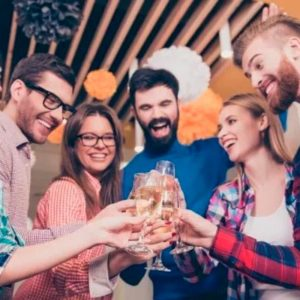 5 правил поведения на корпоративной вечеринке