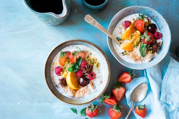6 полезных продуктов для завтрака, которые помогут справиться со стрессом