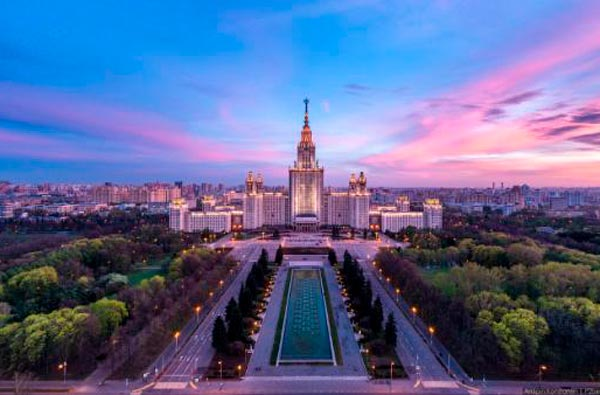 Что посмотреть в Москве туристу?