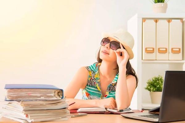 Как настроиться на работу, пока все отдыхают: 10 советов