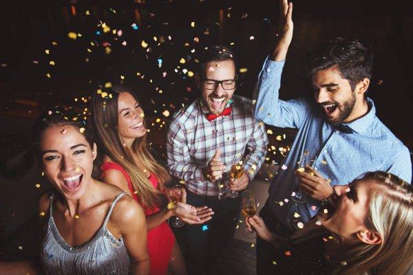 Как одеться для вечеринки
