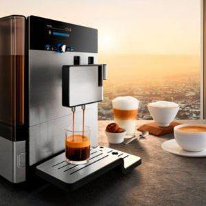 Виды профессиональных кофемашин