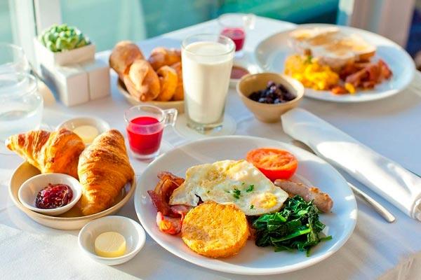 Завтрак – здоровое начало дня
