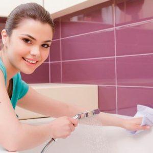 Идеально чистая ванная за семь шагов