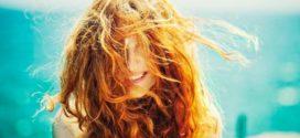 Как уберечь волосы от морской воды и палящего солнца