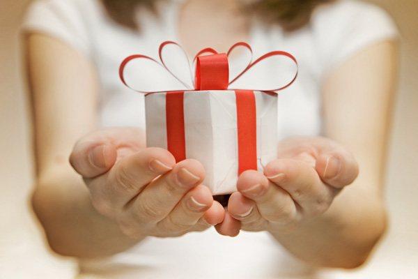 Какими бывают подарки?