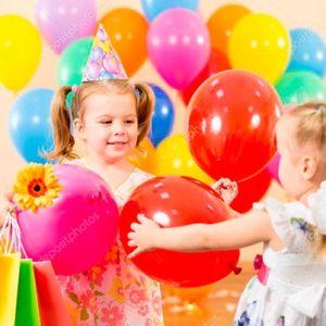 Детские шары на день рождения