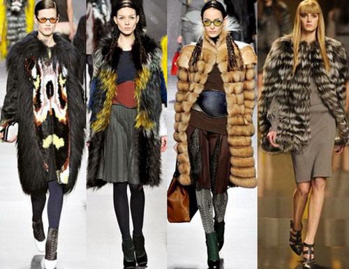 Модная зима 2013