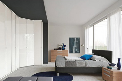 Поразительно красивые спальни
