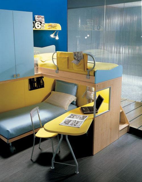 Детская комната для двух деток