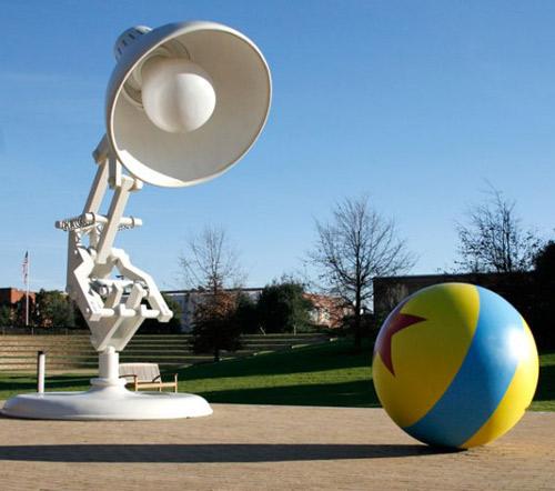 Офис студии Pixar