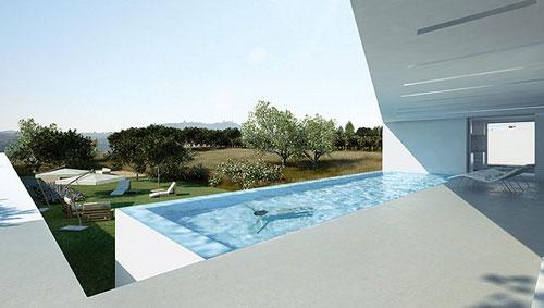 Проект виллы-виноградника в Португалии