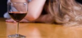 Алкоголь в жизни женщины