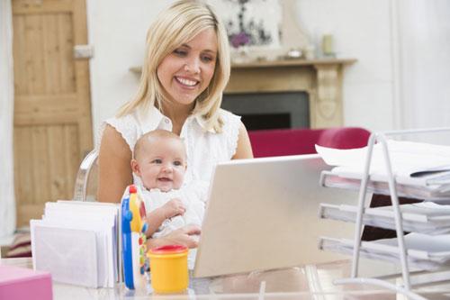 Как заработать во время отпуска по уходу за ребенком