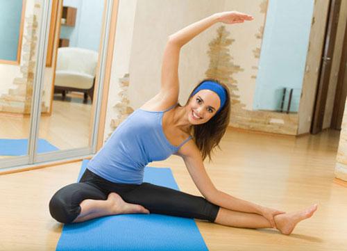 Преимущества тренировок дома