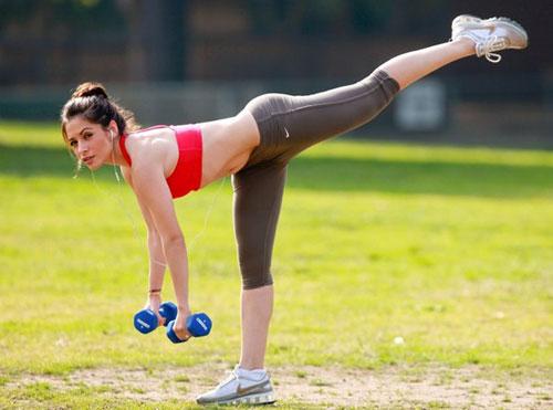 Преимущества занятий спортом