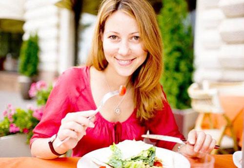 Сбалансированное питание для женщин