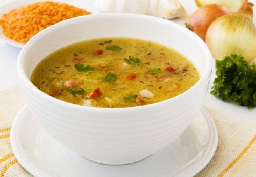Суп из всего