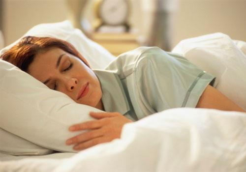 Женщине нужен полноценный сон
