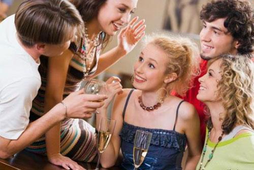 Как устроить потрясающую вечеринку