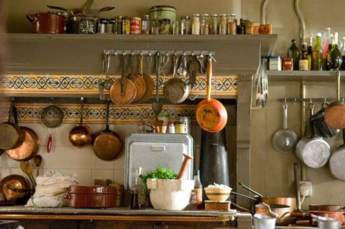 Какая кухонная посуда является основной