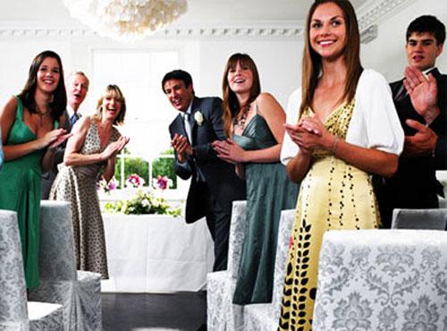 Свадебный этикет для гостей