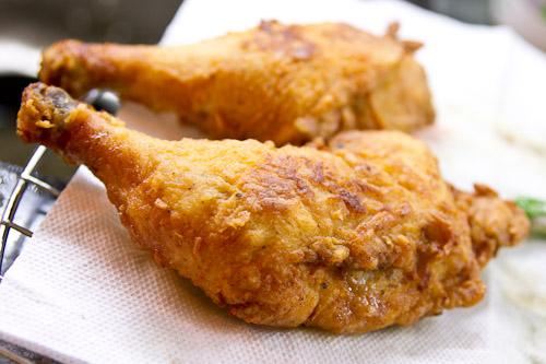 Жареный цыпленок