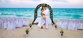 Свадьба на берегу моря — куда лучше поехать?
