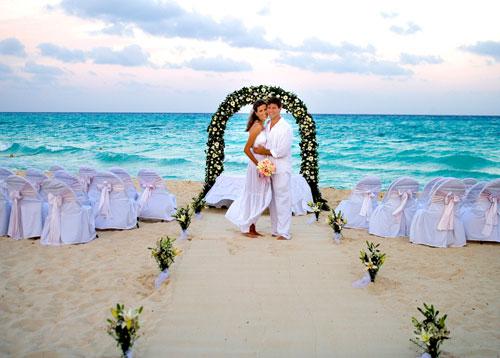 Свадьба на берегу моря - куда лучше поехать?