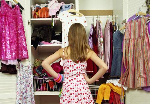 Каким должен быть гардероб каждой женщины