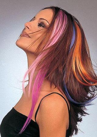 Красим волосы с умом
