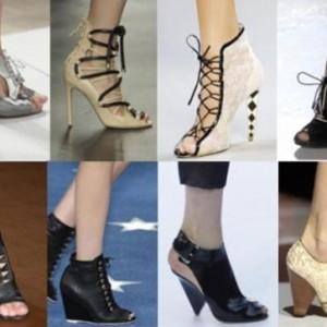 Обувь осень — зима 2011 / 2012 года