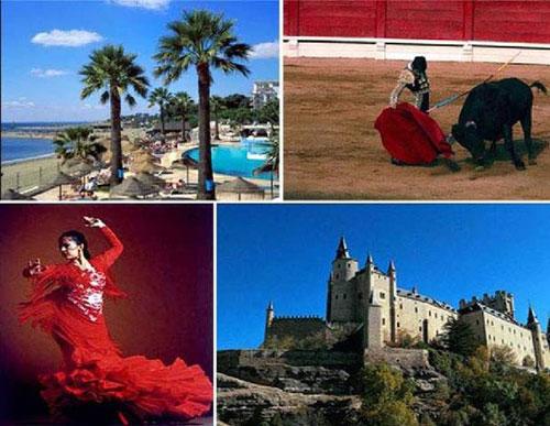Солнечная сказка Испании