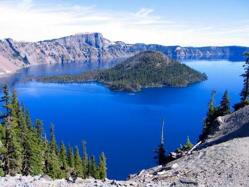 Самые удивительные озера мира. Озеро Крейтер