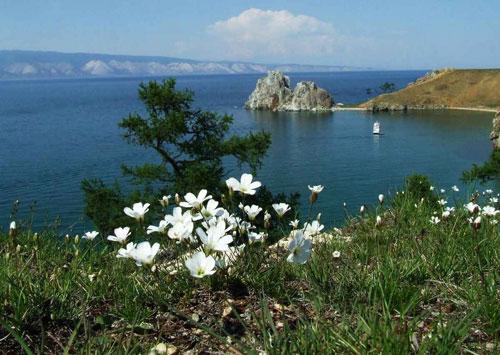 Самые удивительные озера мира. Озеро Байкал