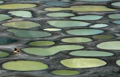 Самые удивительные озера мира. Клилук, Канада