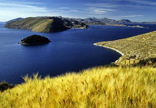 Самые удивительные озера мира. Титикака, Перу