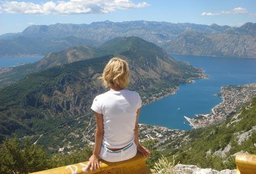 Откройте для себя Черногорию или Хорватию