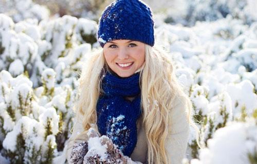 Красивый и уютный зимний гардероб