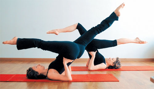Пилатес - система физических упражнений