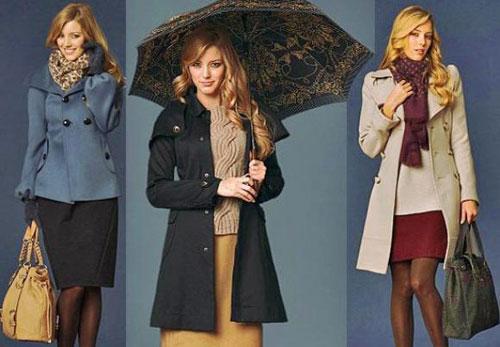 Покупаем правильно женское пальто