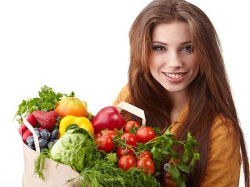Овощи - природные источники красоты и здоровья