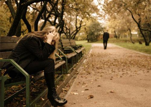 Расставание и его негативные последствия