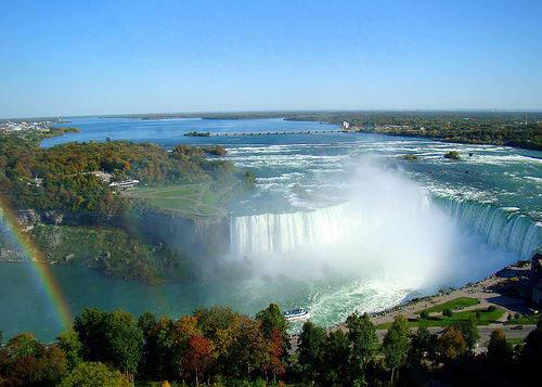 Водные жемчужины Канады