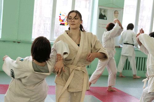 Айкидо - женский путь к гармонии и силе