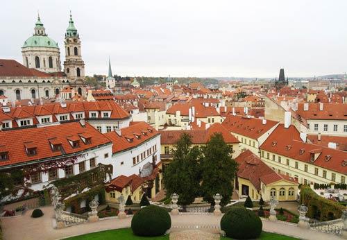 Чудесная Прага