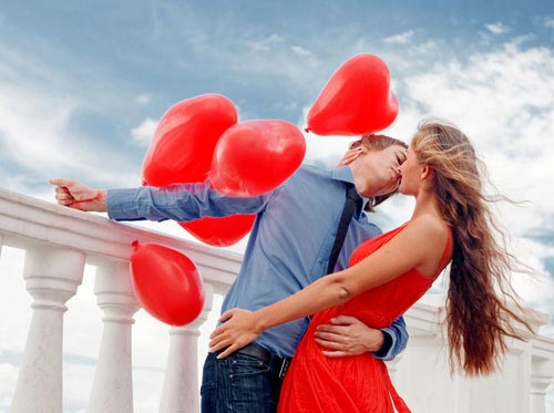 Едем на праздник День Святого Валентина