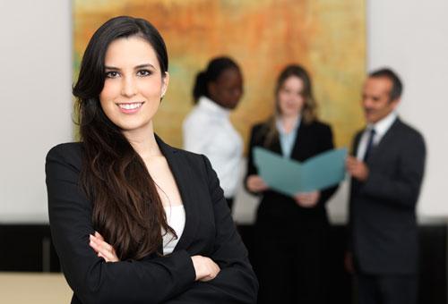 Как стать успешной бизнес вумен